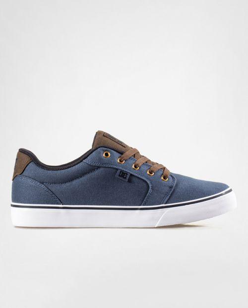 DC Scarpe Anvil TX - blue /Brown/ blue