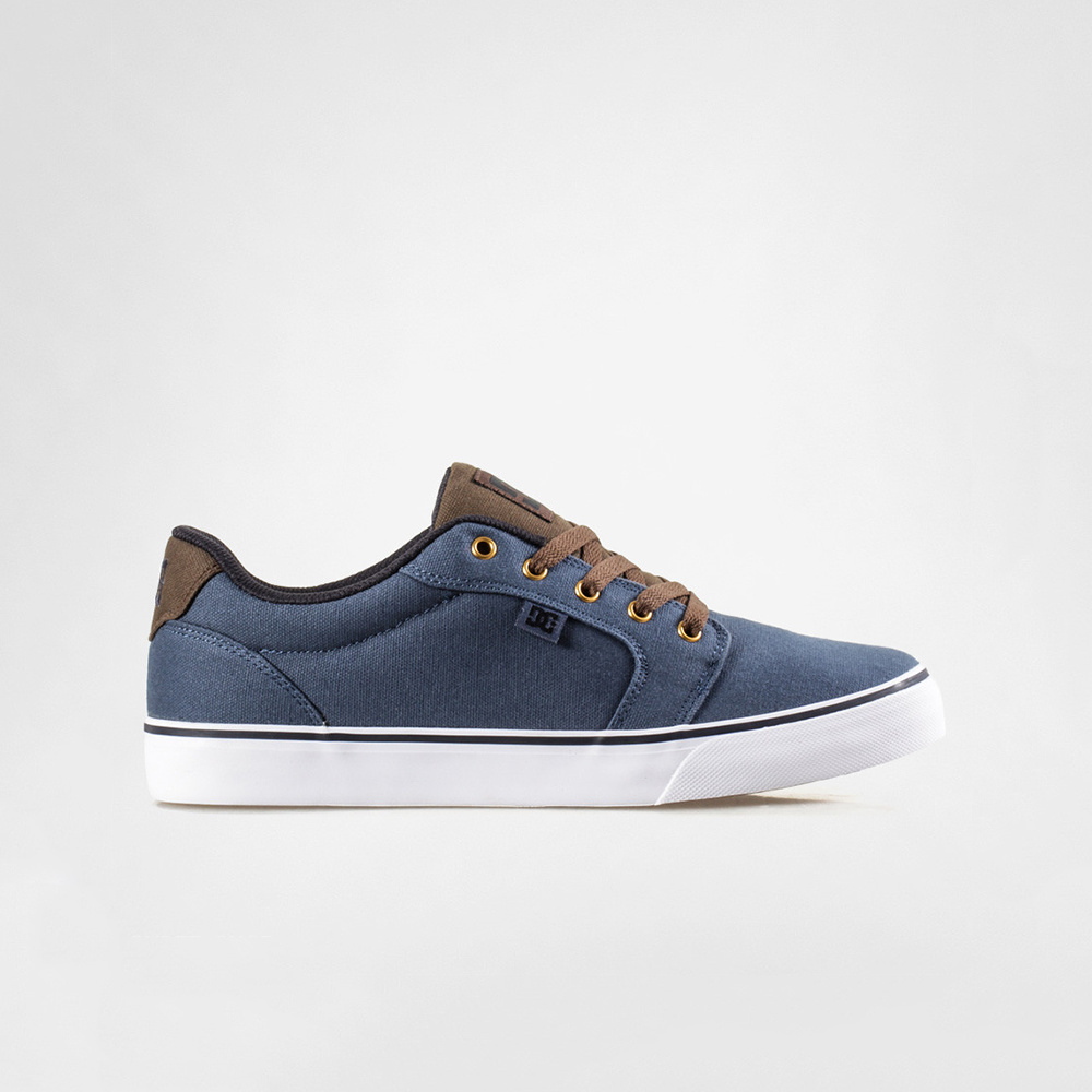 DC Scarpe Anvil TX - blue /Brown/ blue