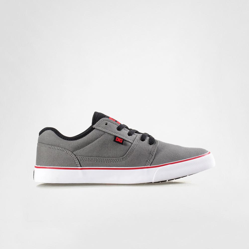 DC Scarpe Tonik TX - Grey/Blk/Red