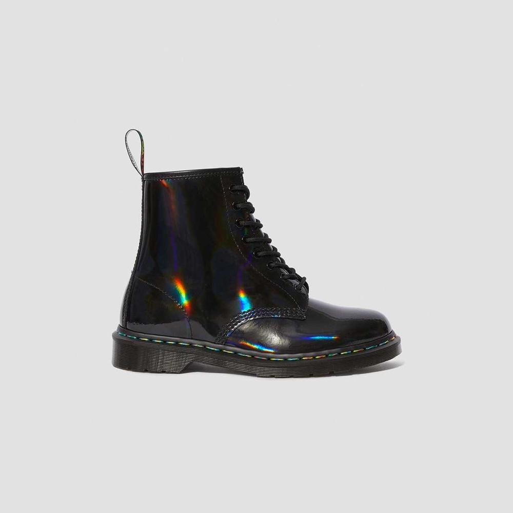 Dr. Martens 1460 Rainbow Blk