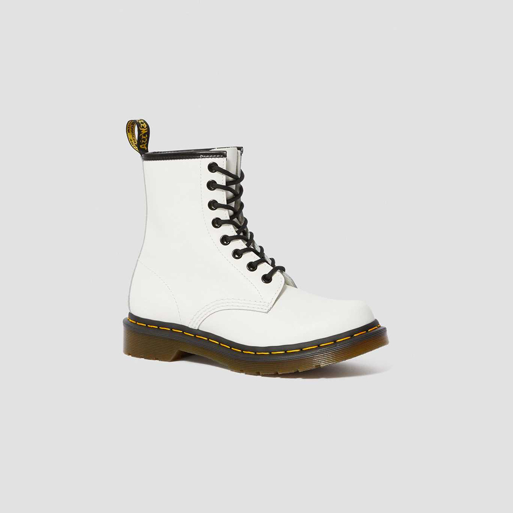 Dr. Martens 1460 (Smooth) White