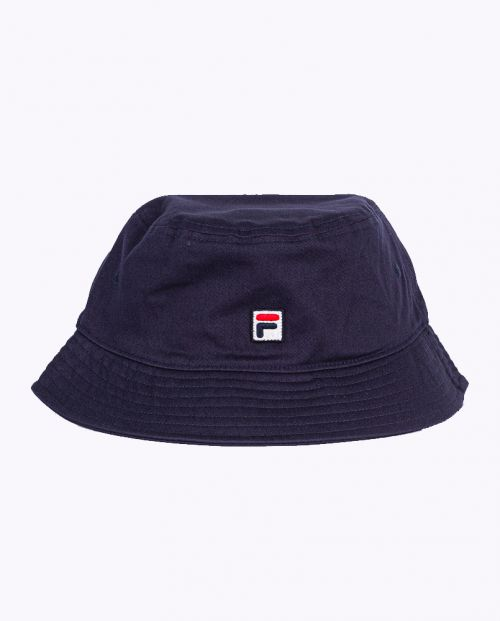 Fila Cappello Bucket Hat Flexfit Black Iris