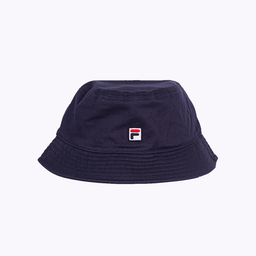 Fila Cappello Bucket Hat Flexfit Black Iris