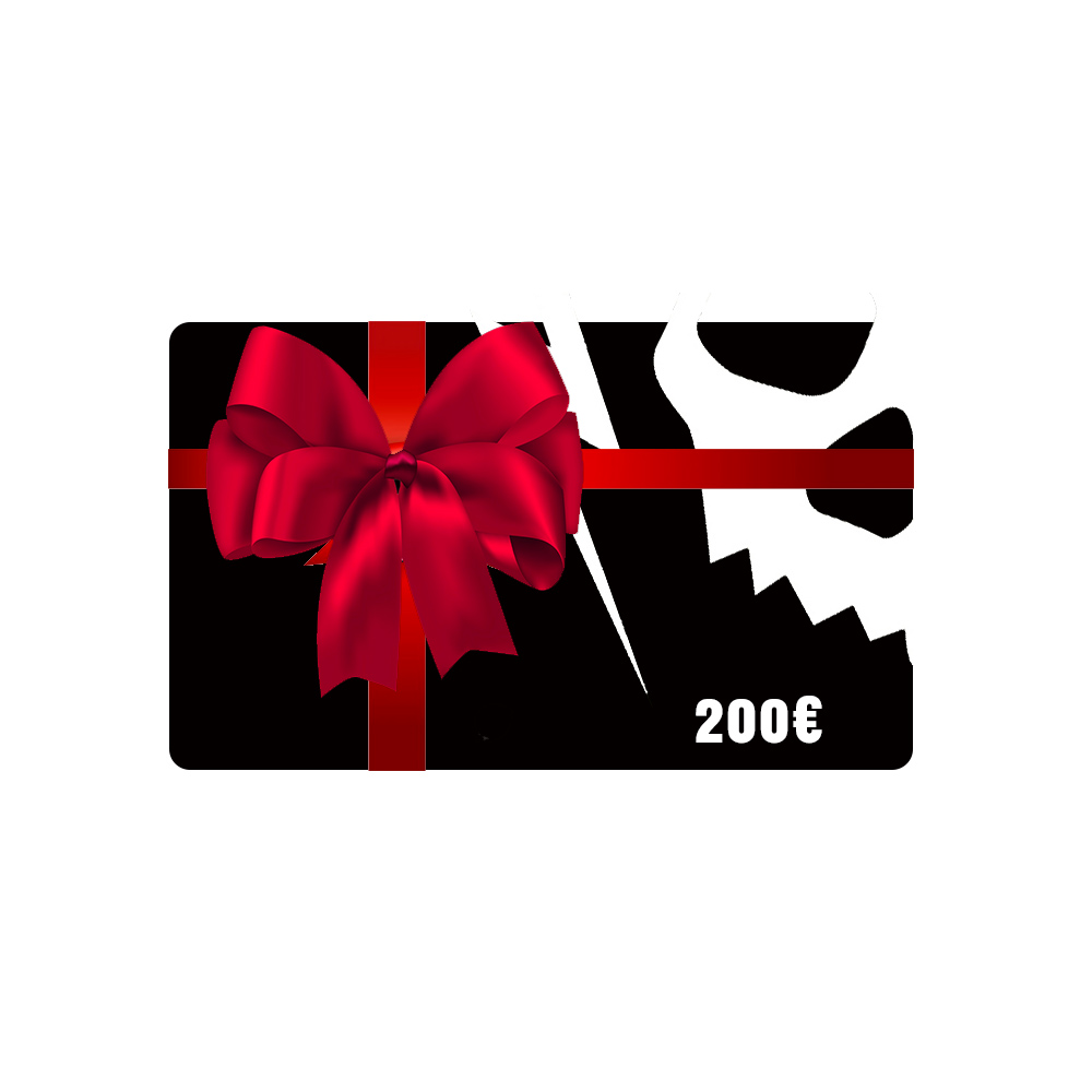 GIFTCARDS 200€
