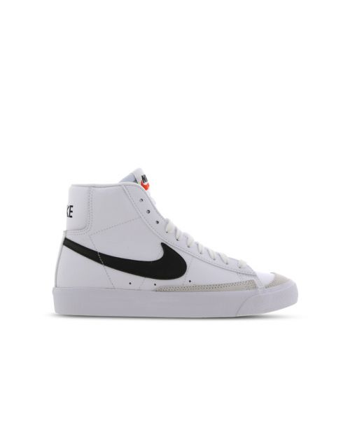 Scarpe Nike Blazer MID 77 (GS) Wht/Blk Team Orange