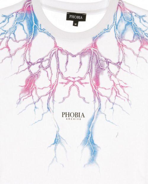 Phobia T-shirt - White PH/WVPBL