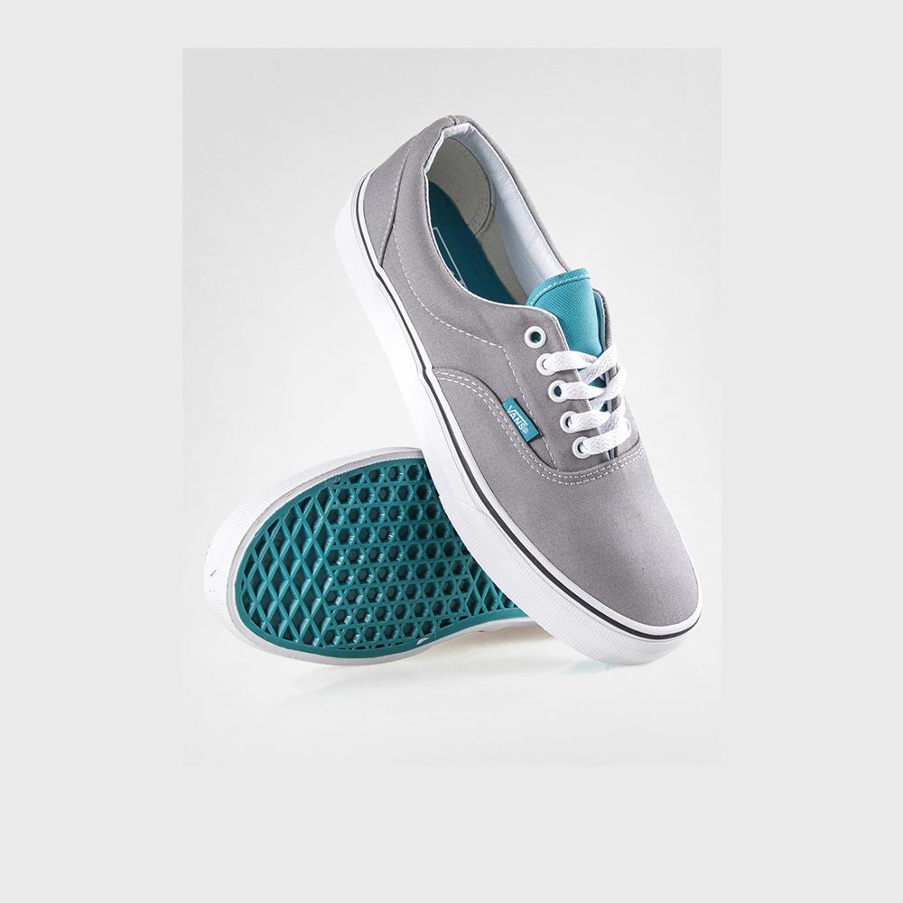 VANS Era 2 Tone - Frost grey/Tile Blue