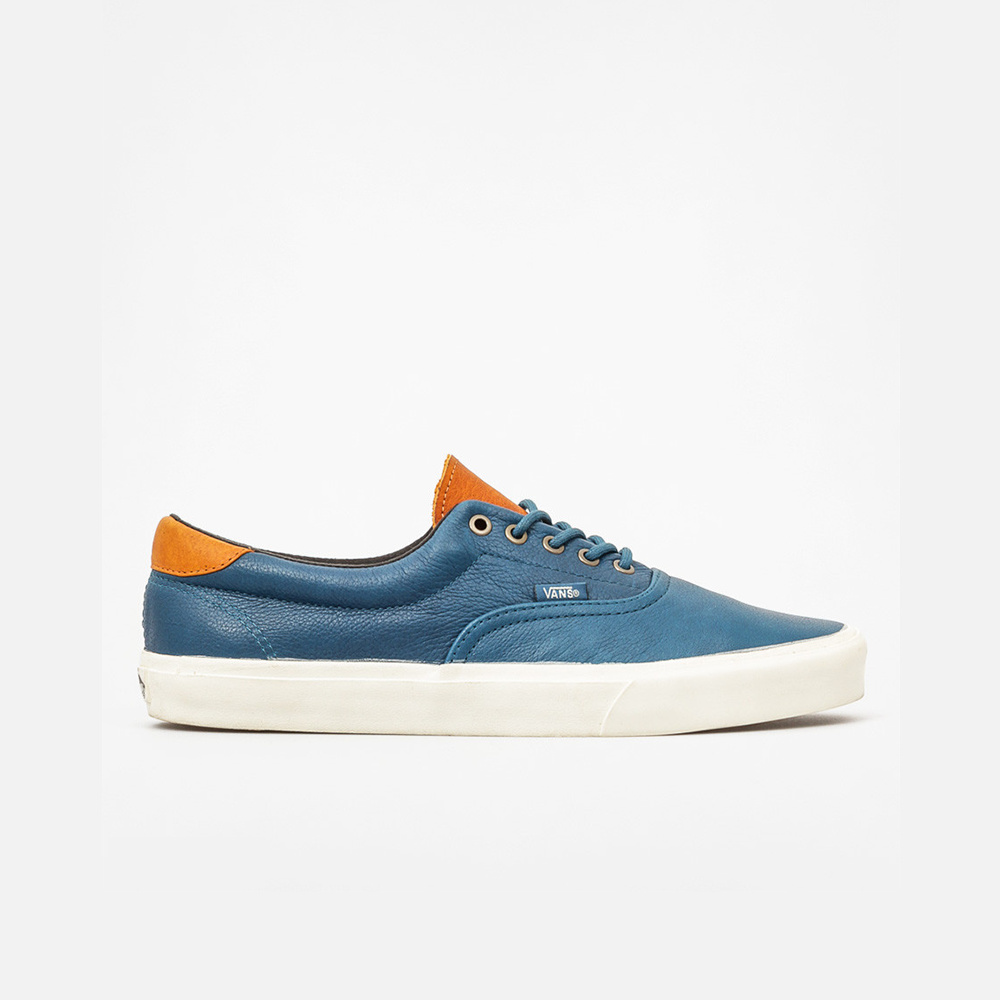 VANS - Era 59 Earthone Suede - Moroccan Blue