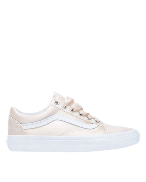 VANS - Old Skool Satin Lux - Blush/True Wht