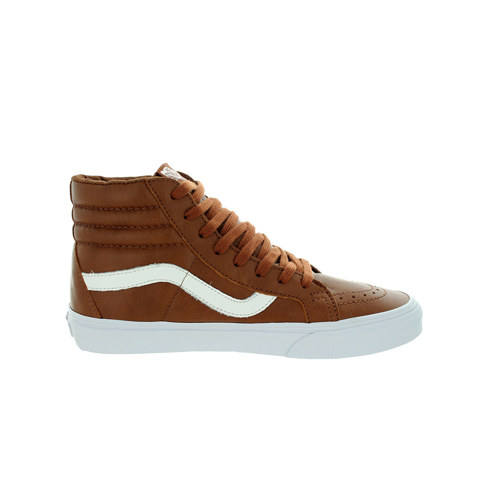 VANS - Sk8 -HI Reissue Premium Leather - Trtse Shell
