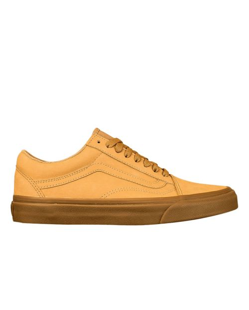 VANS Sk8 - Old Skool Vansbuck -Light Gum/Mono
