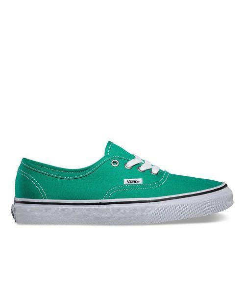 Vans Authentic -Emerald/ true White