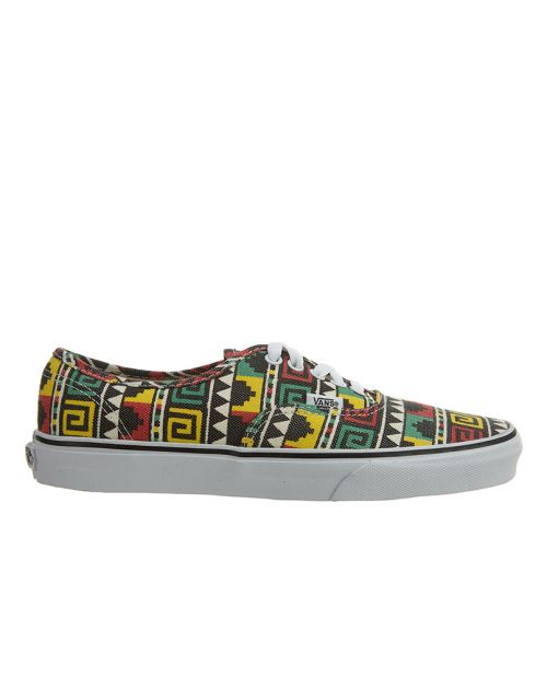 Vans Scarpa Authentic (Geo) Black/Rasta