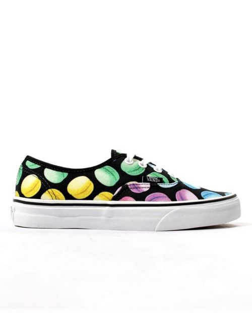 Vans Scarpa Authentic (Late Night) Black/ Macarons