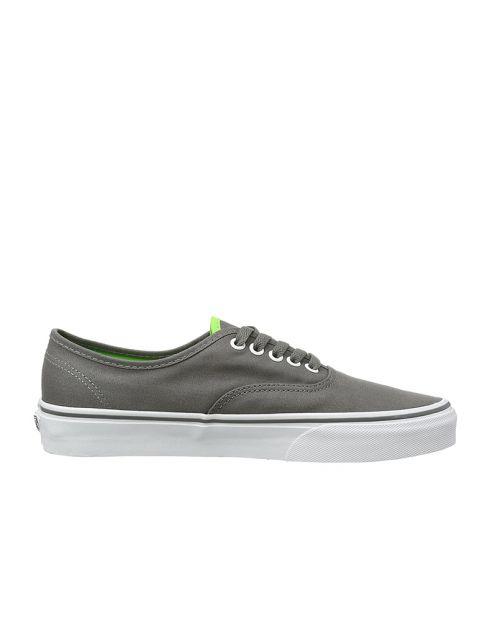 Vans Scarpa Authentic (Pop) Charcoal gray/ Green