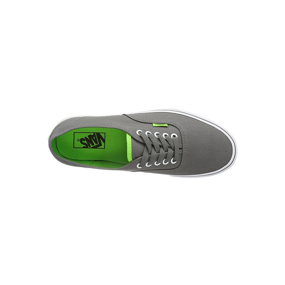 Vans Scarpa Authentic (Pop) Charcoal gray: Green