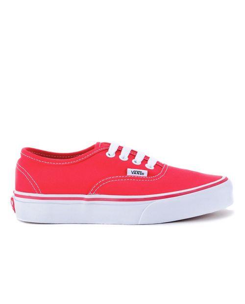Vans Scarpa Authentic Red