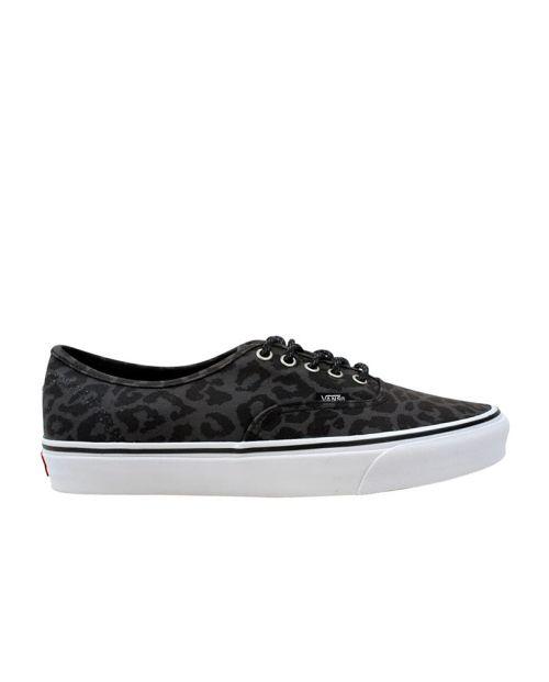 Vans Scarpa Authentic (Waxed) Leopard:Blk
