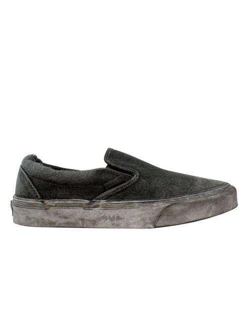 Scarpe Vans Slip on Paisley Black