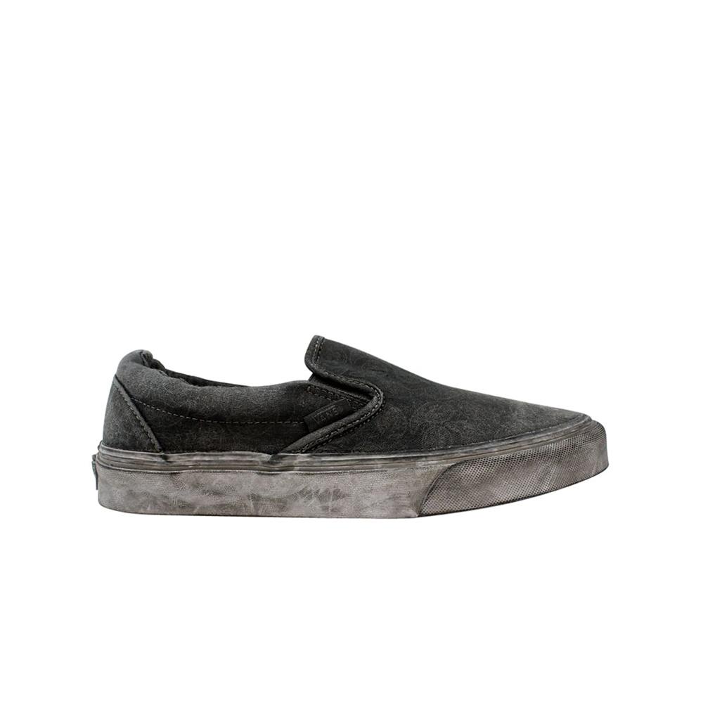 Vans Scarpa Classic Slip-on + (Overwash Paisley) BLK