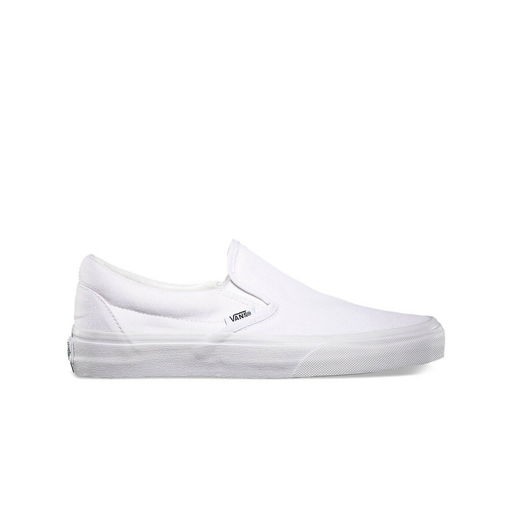 Vans Scarpa Classic Slip-on -True white