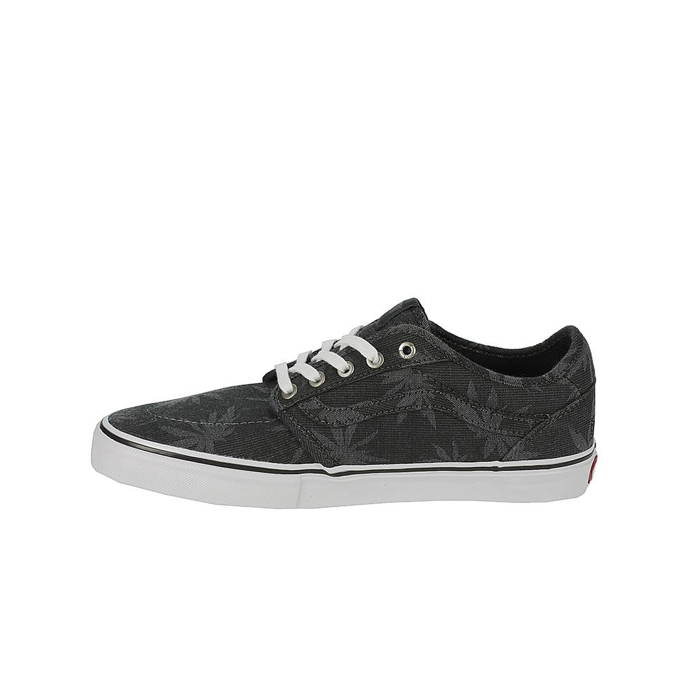 VANS Lindero 2 Palm Jacquard - Black/Grey