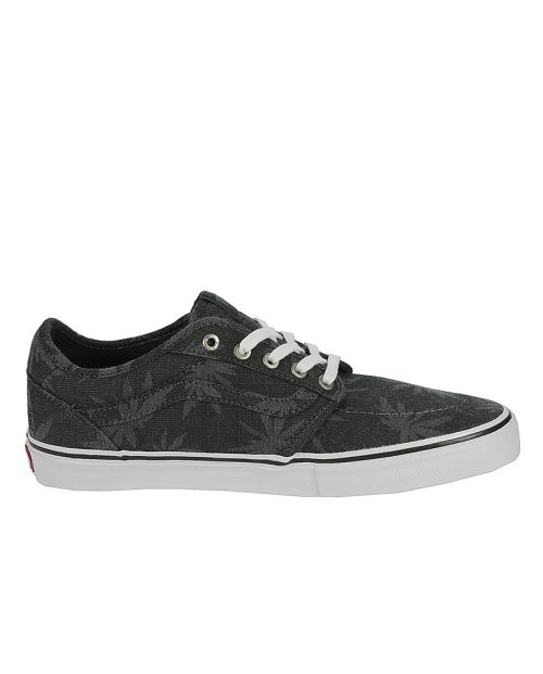 VANS Lindero 2 Palm Jacquard - Black/Grey