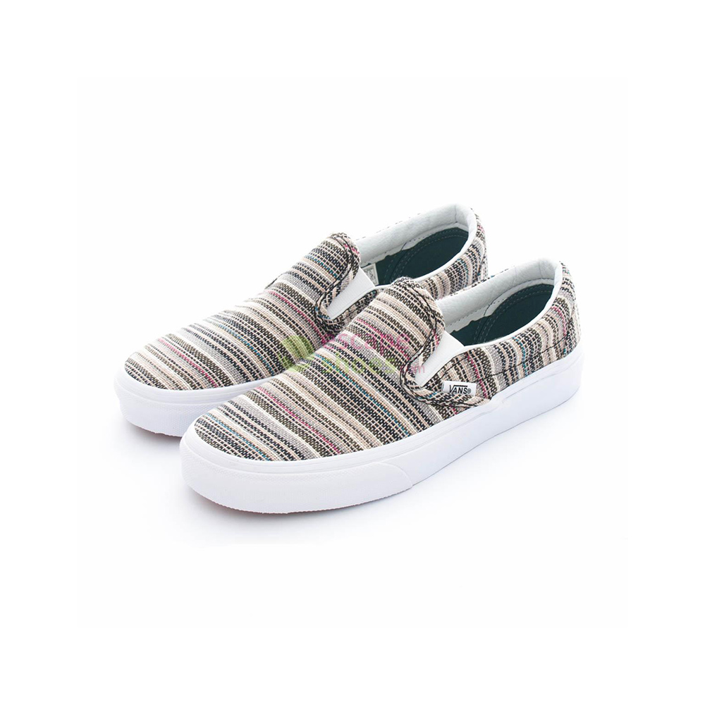 Vans Scarpe Classic Slip-on Textile Stripes