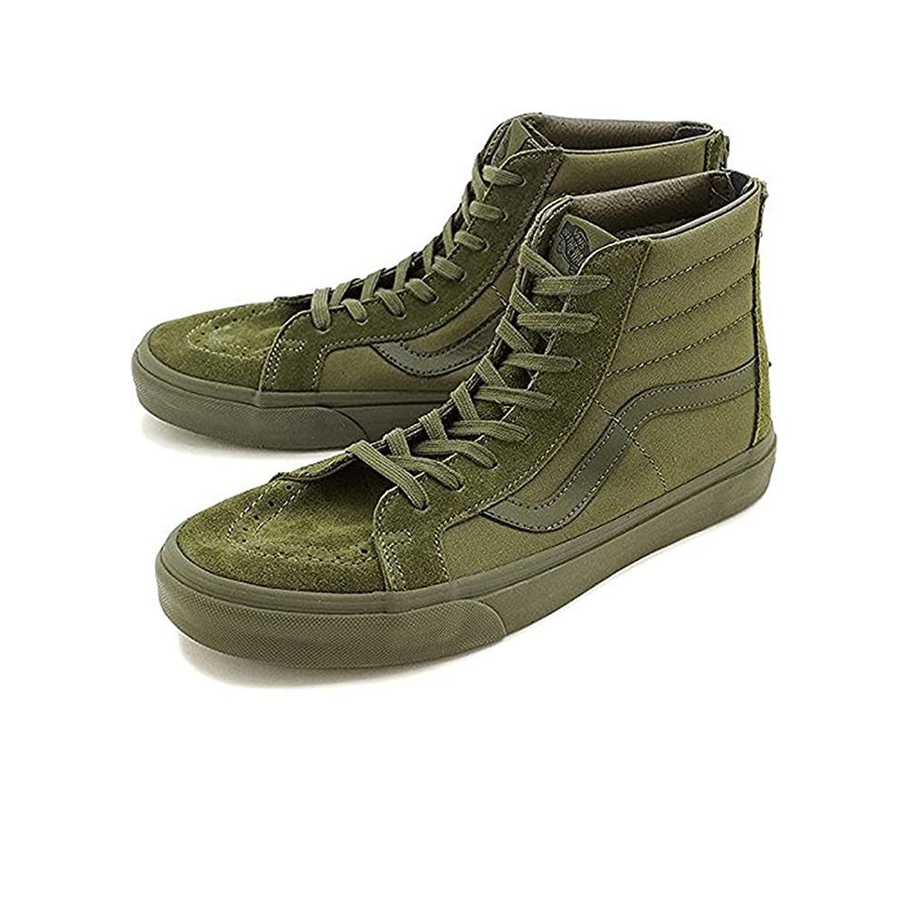 Vans - Sk8 -HI Reissue Zip Mono - Ivy Green