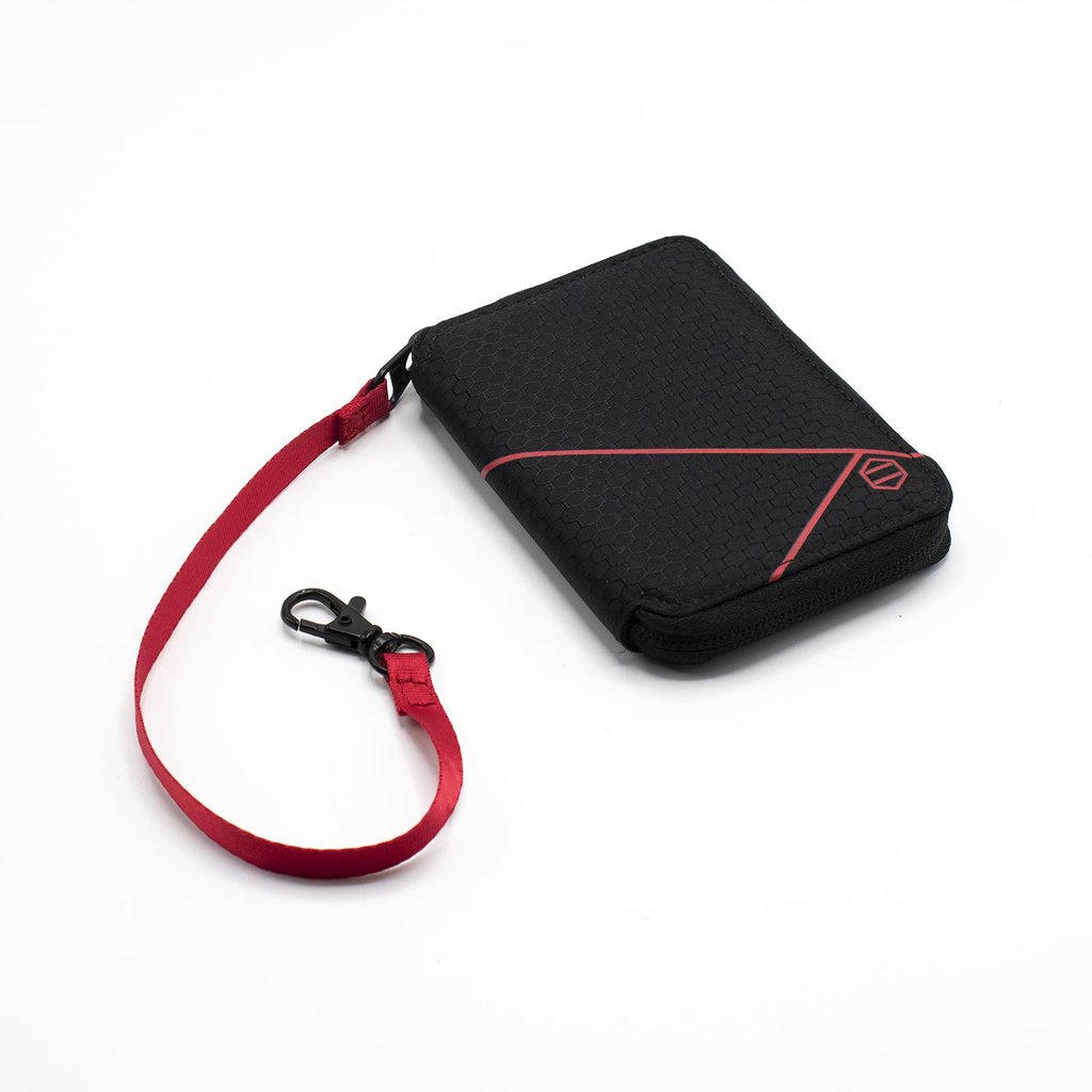 Dolly Noire Portafoglio Wallet zip