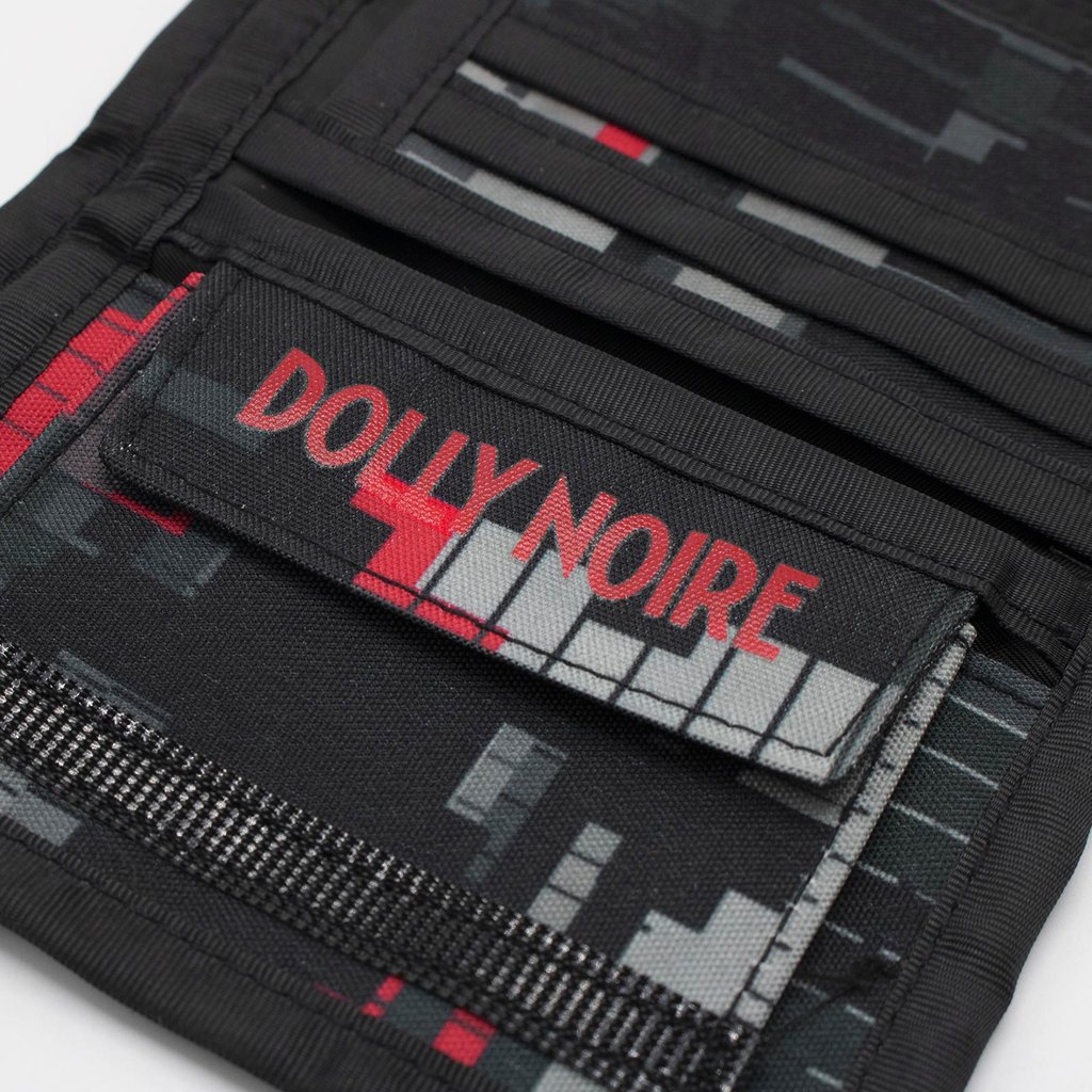 Dolly Noire Portafoglio Wallet Glitch