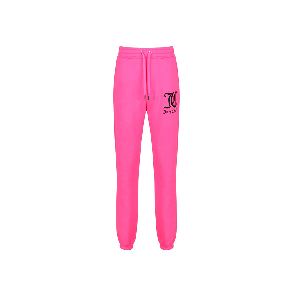 Juicy Couture Embroidered Logo Boyfriend Joggers