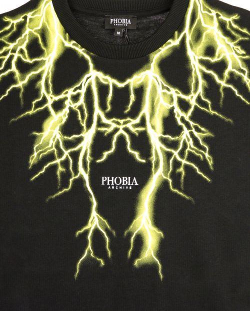Phobia T-shirt - Black PH/BY
