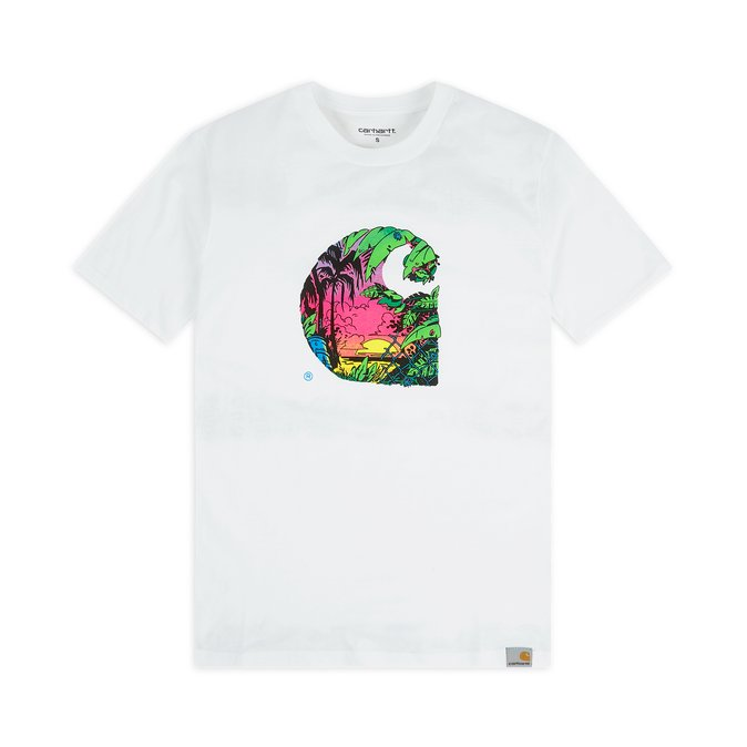 CARHARTT S/S Sunset T-shirt