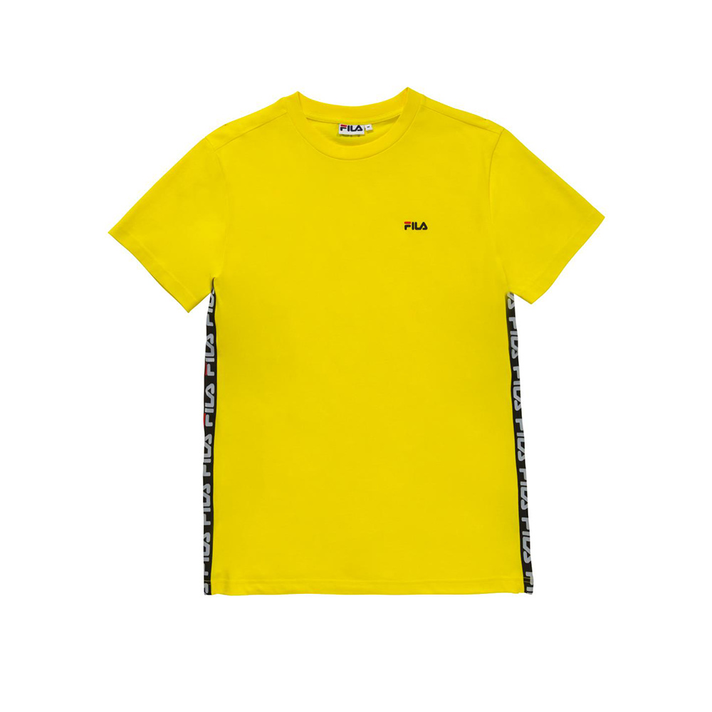 Fila T-Shirt Talan SS Vibrant Yellow