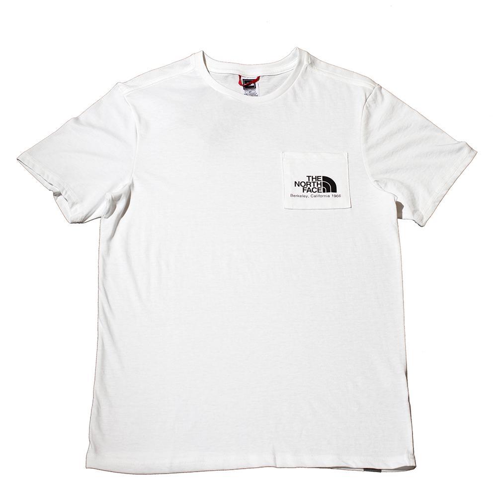 The North Face T-Shirt Berkeley California Pocket