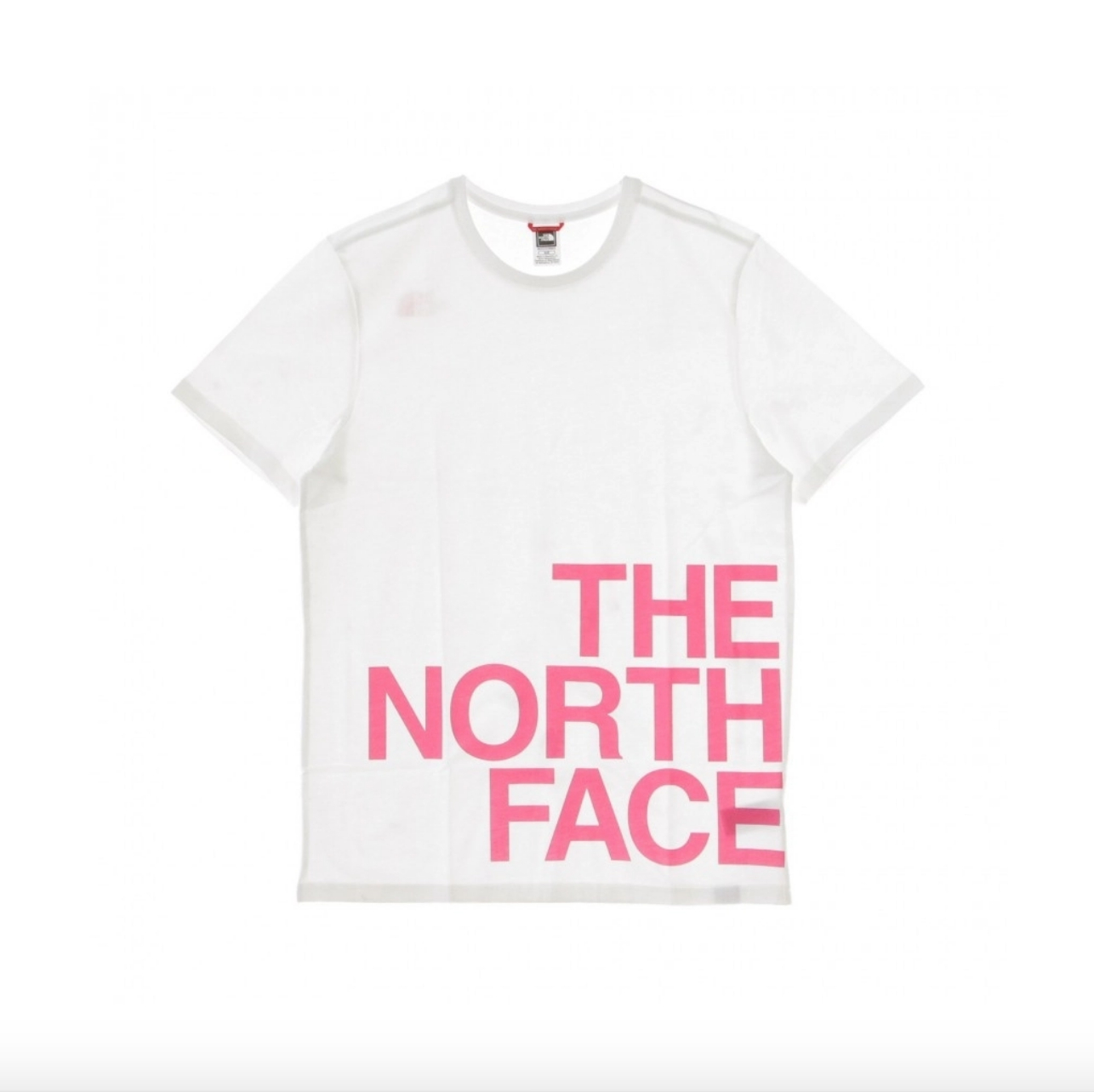 The North Face T-Shirt Graphic Flow 1_Pink
