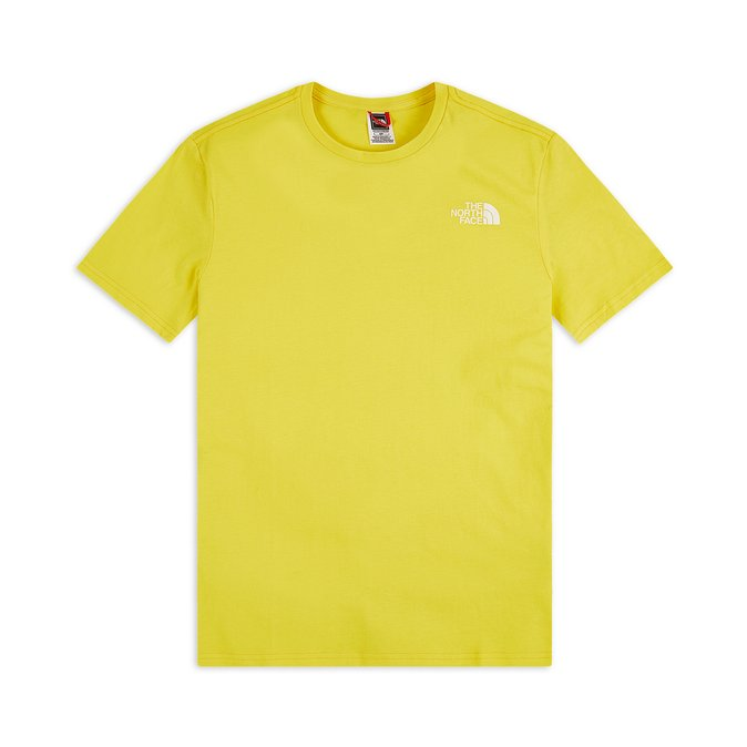 The North Face T-Shirt Rainbow_Lemonate
