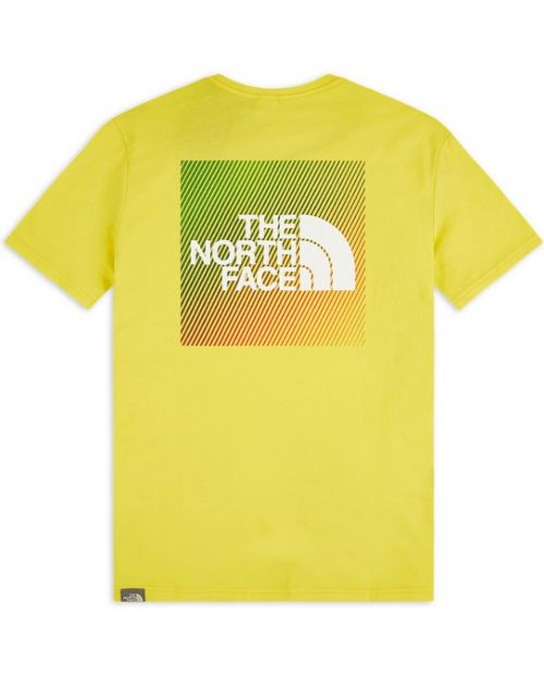 The North Face T-Shirt Rainbow_Lemonate_2