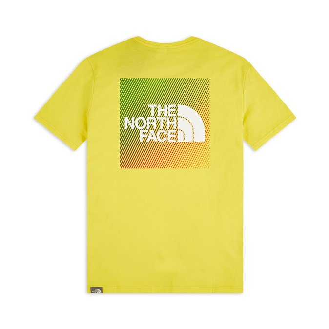 The North Face T-Shirt Rainbow_Lemonate_2