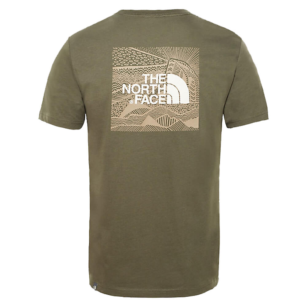The North Face T-Shirt Red Box Celebration Tee