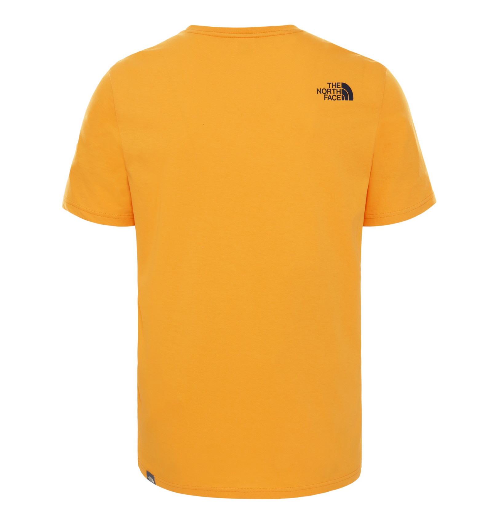 The North Face T-Shirt m:ss Easy Tee Summit Gold_2