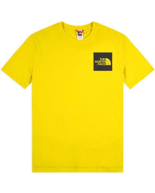 The North Face T-Shirt m:ss Fine Tee_Lemon