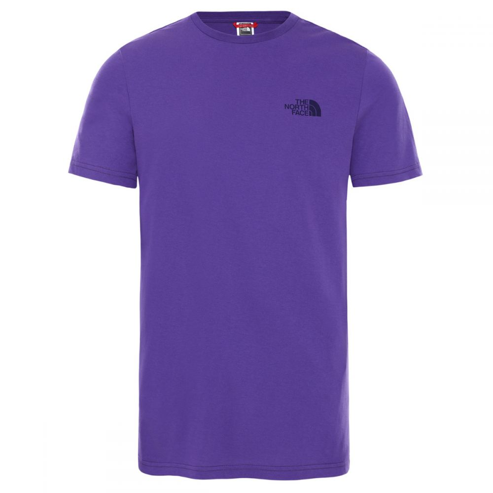 The North Face T-Shirt m:ss Simple Dome