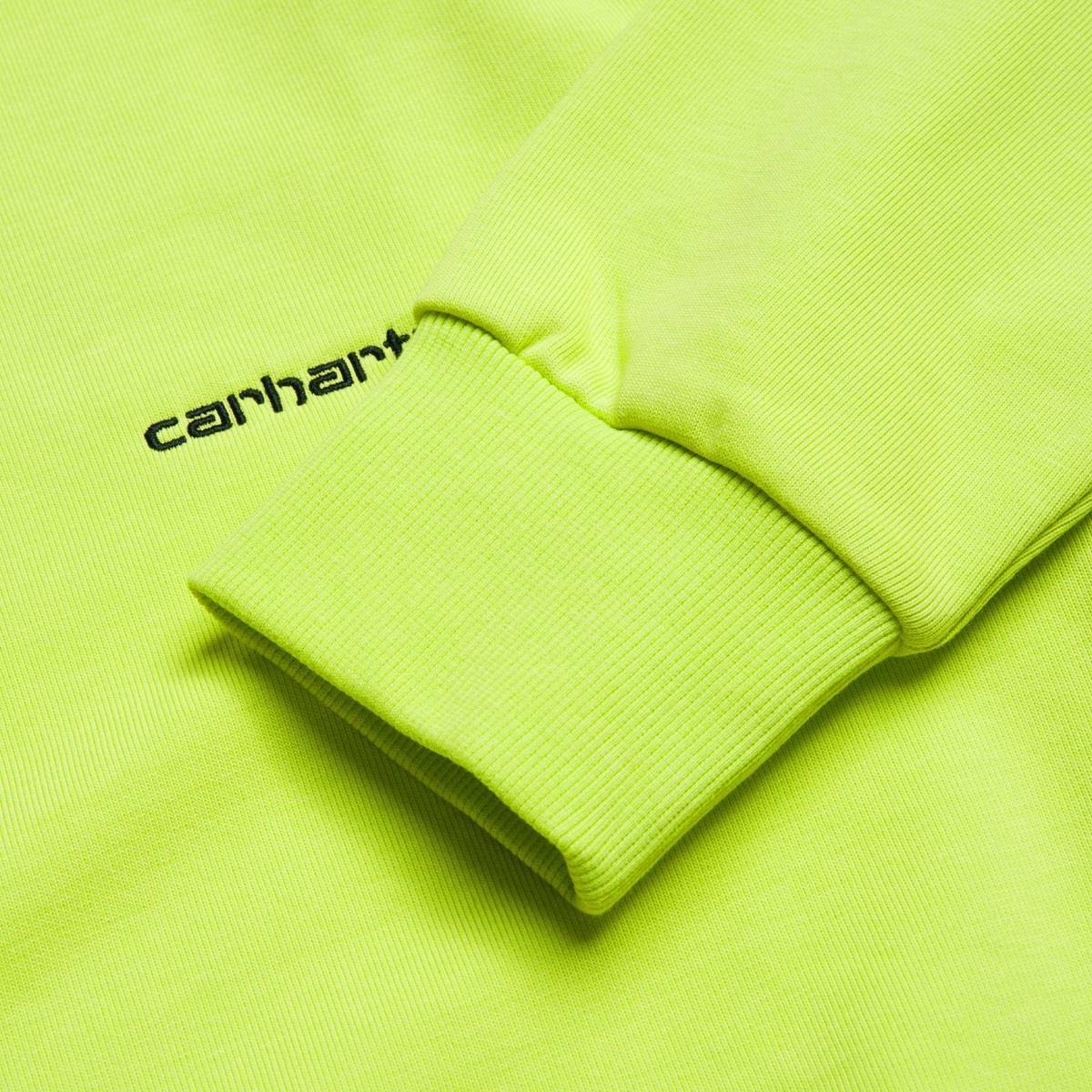 Carhartt Felpa Script Embroidery Sweatshirt