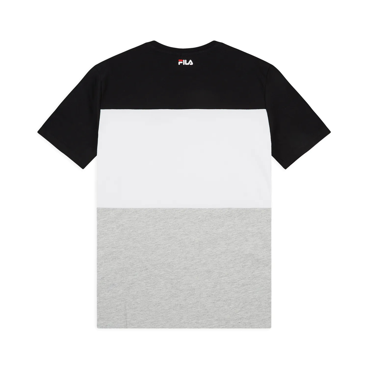 Fila T-Shirt Men Day Tee Grigio