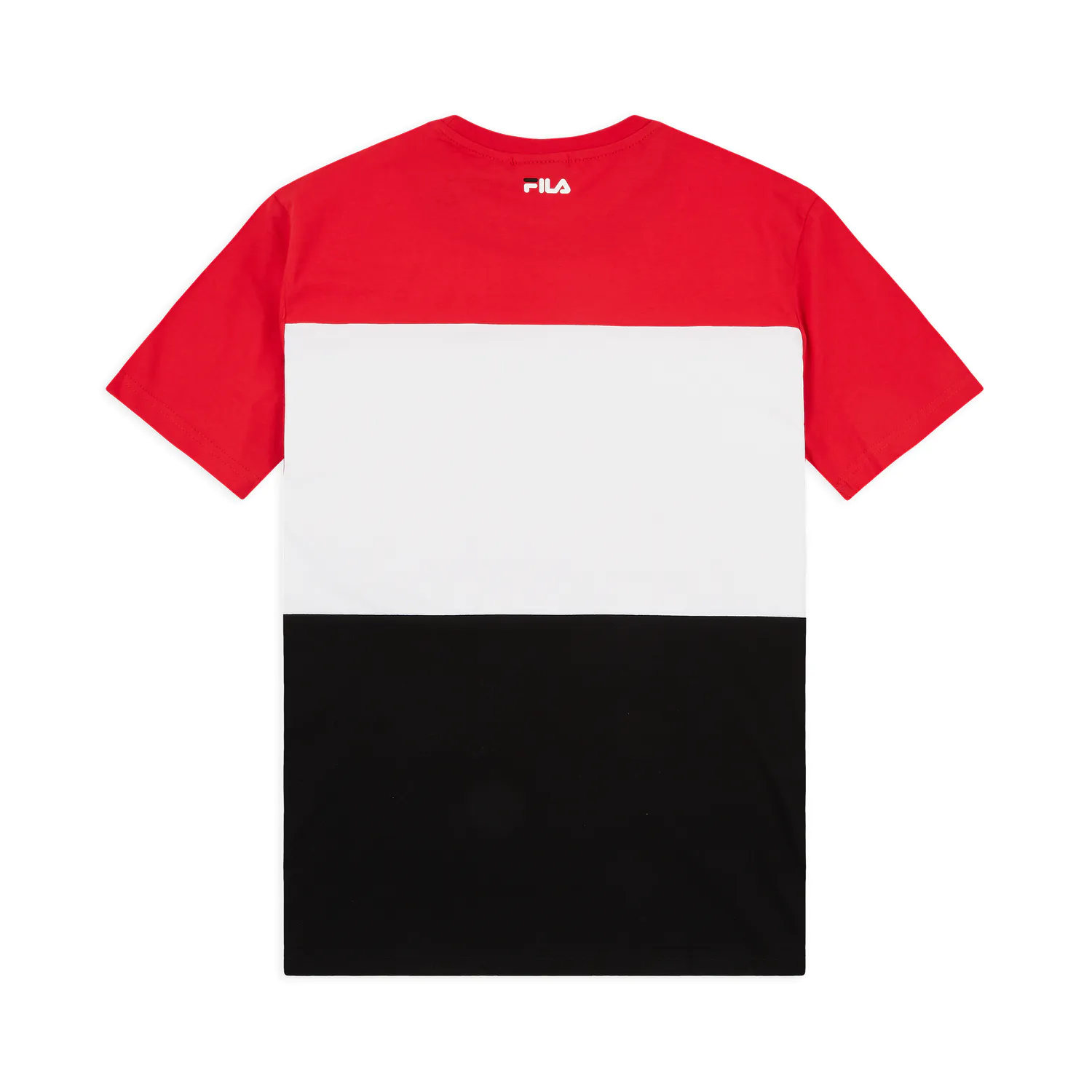 Fila T-Shirt Men Day Tee nero