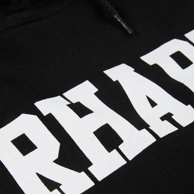 Carhartt Felpa Hooded College Sweat - Black/White