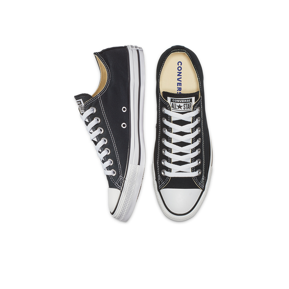 CONVERSE All Star Basse black2