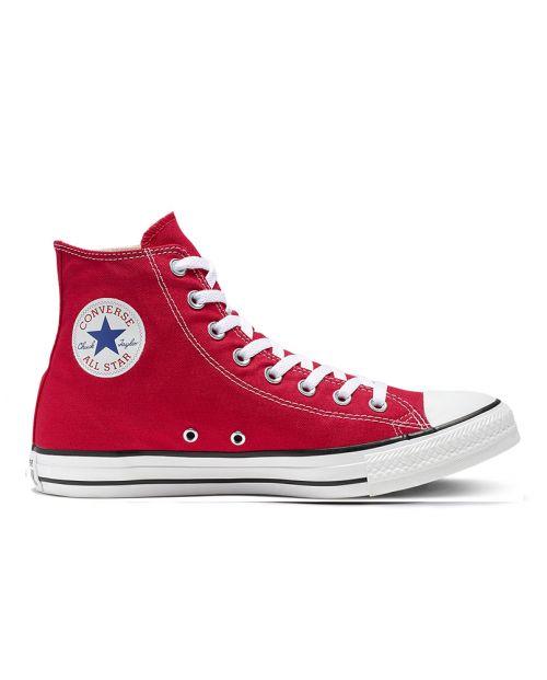 Scarpe Converse All Star HI Canvas Red